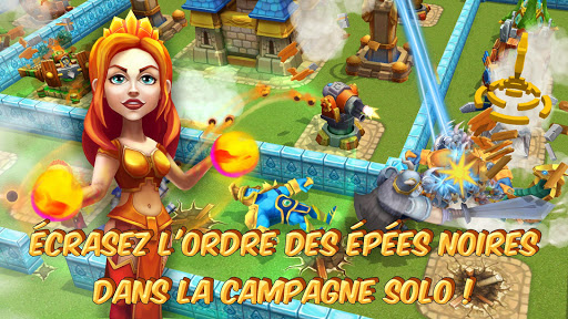 Dragon Lords: 3D  stratégie  captures d'écran 4