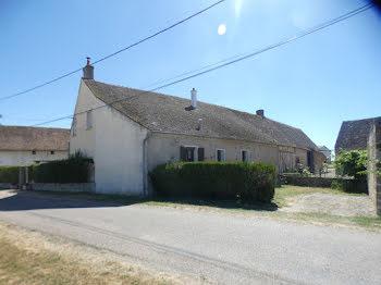 ferme à Saint-Hilaire-les-Andrésis (45)