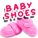 Baby Woolen Crochet Shoes Designs icon