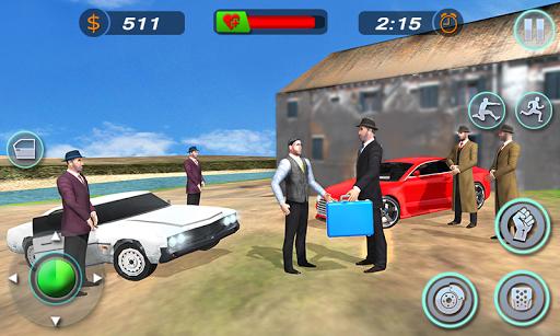 City gangster mafia 2018 - Real theft driver 1.0.2 screenshots 1