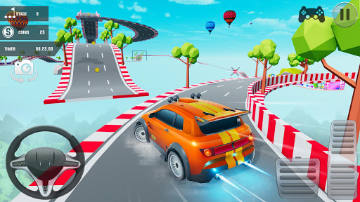 Ramp Car Stunts 3D - GT Racing Stunt Car Games 1.6 screenshots 1