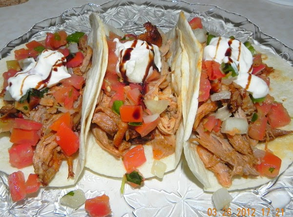 3/26/12 ---We had this tonight for dinner. I just served the carnitas with some...