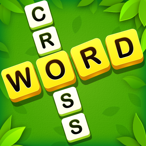Word Cross Puzzle: Best Free Offline Word Games Icon