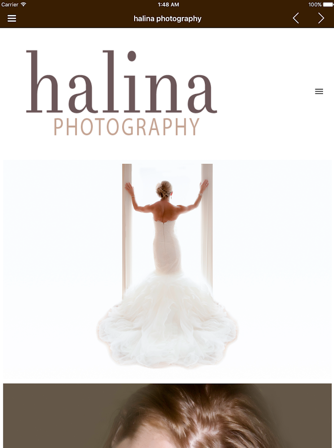 halina.photography- screenshot