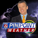 News 6 Pinpoint Weather icon