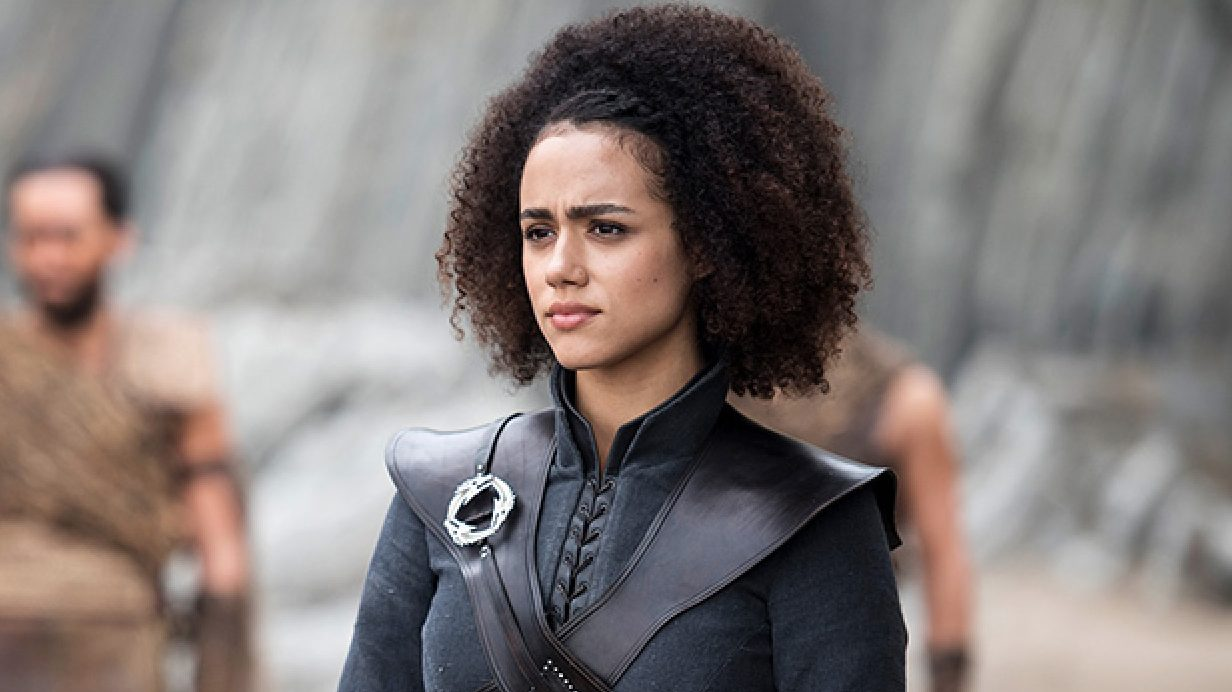 Missandei: Natural Curls