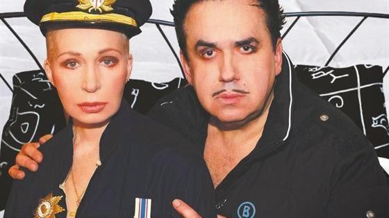 Голая правда - «Голая правда» – феерическое интерактивное представление двух любимых и популярных актеров.