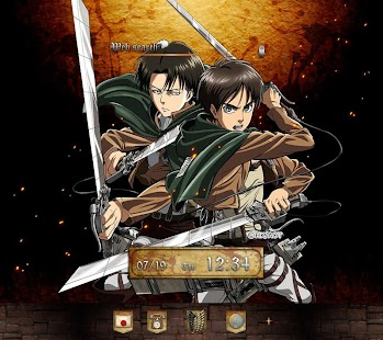 ATTACK on TITAN Theme - Free- screenshot thumbnail