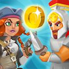 Héroes de Fortuna: Búsqueda de Monedas y Tesoro icon