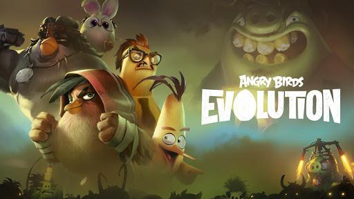 Angry Birds Evolution 1.22.0 screenshots 1