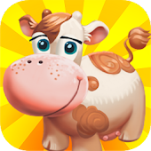 Farm All Day - Farm Games Free