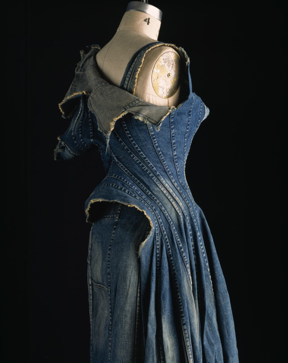 Denim Fashion S Frontier The Museum At Fit Google Arts Culture