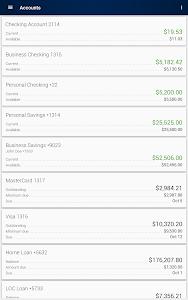 First National Bank Mobile screenshot 10