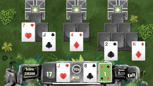 Magic Tripeaks Solitaire 1 screenshots 3