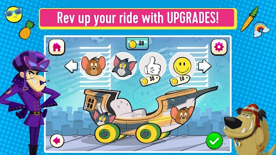 Boomerang Make and Race 2 Mod Apk (Unlimited Money) 7