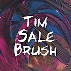 Tim Sale Brush FlipFont icon