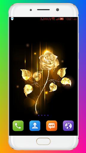 Glowing Wallpaper screenshots 3
