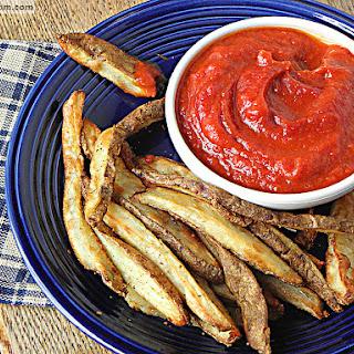 Healthier Homemade Tomato Ketchup