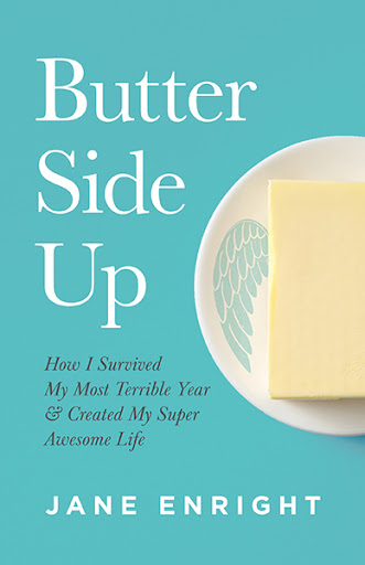 Butter Side Up cover