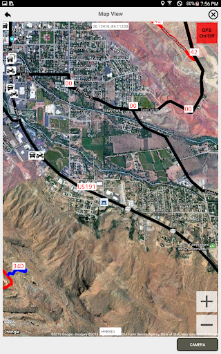 Moab ATV Jeep Trails screenshot 12
