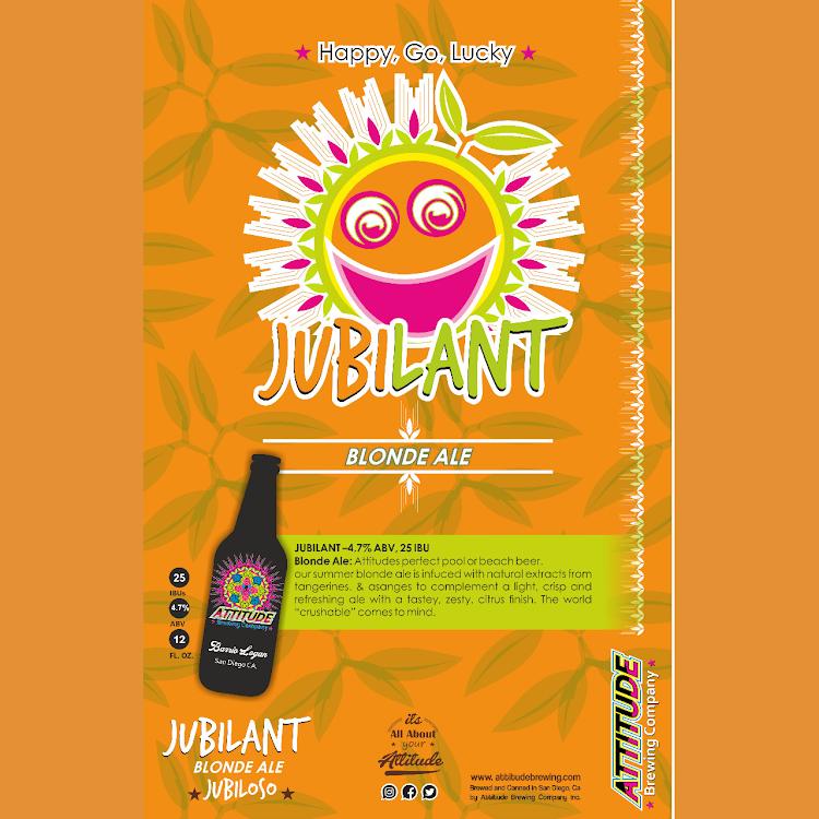 Logo of Attitude Jubilant