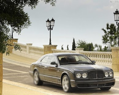 Wallp Bentley Brooklands Coupe - náhled