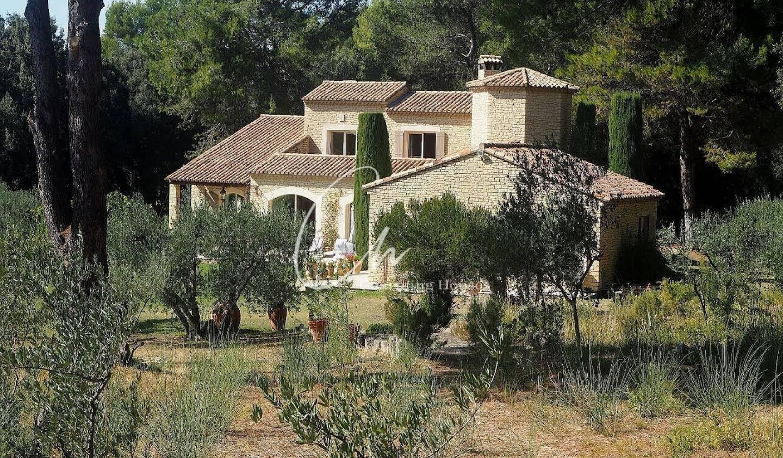 Maison avec piscine et terrasse Les Baux-de-Provence