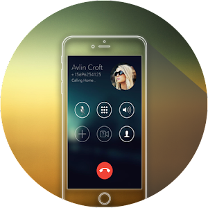 i Call HD Full Screen CallerID – Customize your Call screen