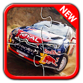 Rally Cars Jigsaw Puzzles