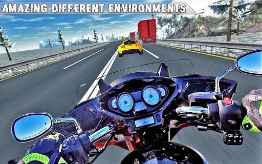 Crazy Bike attack Racing New: motorcycle racing  screenshots 23