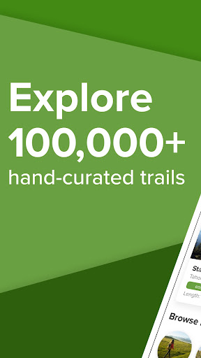 AllTrails: Hiking, Running & Mountain Bike Trails  screenshots 1