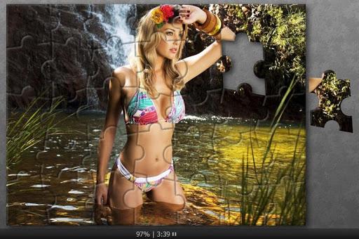 Bikini Puzzles Jigsaw - Puzzle Sexy Suit Girls 1.5 screenshots 4
