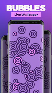 Bubbles Live Wallpaper Screenshot