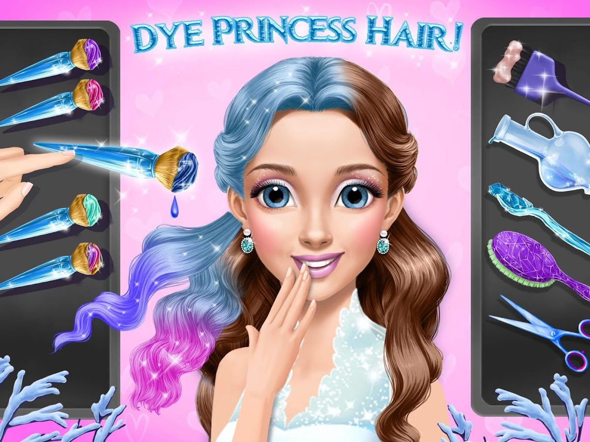 Princess Gloria Ice Salon- screenshot