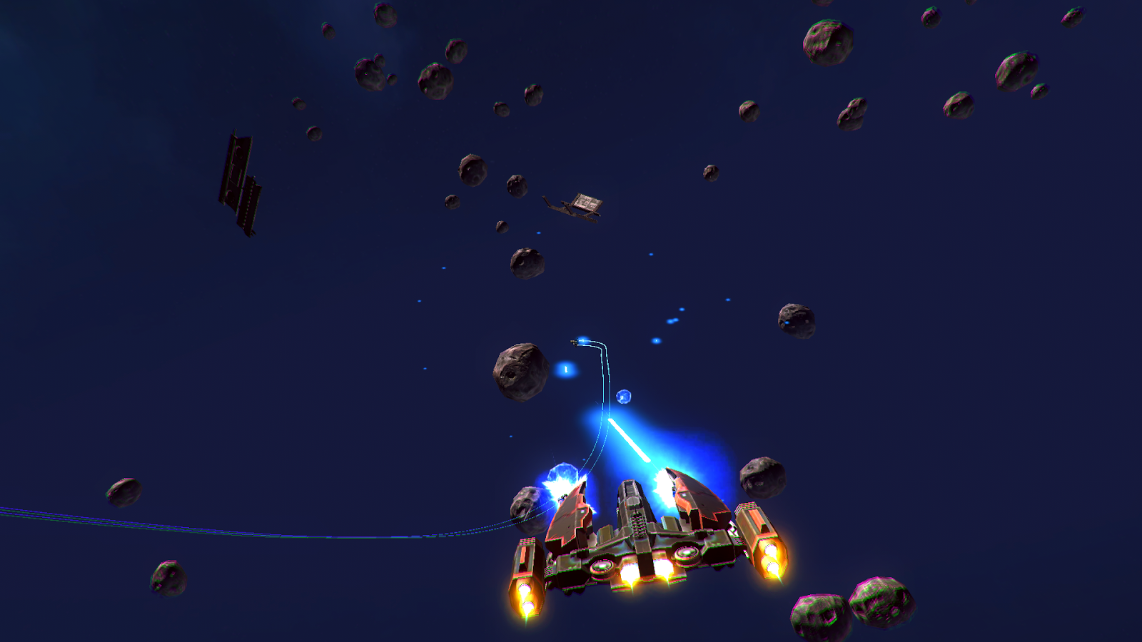 Starfight Arena (Early Access)- screenshot