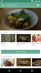 Accio - On-demand Delivery- screenshot thumbnail