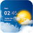Transparent clock & weather 0.99.12.07 Apk