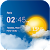 Transparent clock & weather file APK for Gaming PC/PS3/PS4 Smart TV