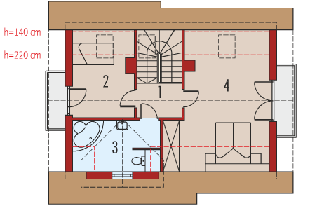Anulka - Poddasze wersja II