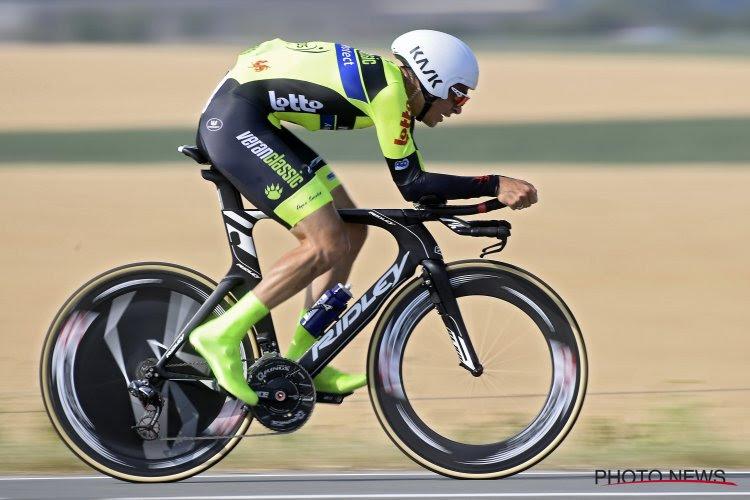 Ook ervaren Belg hangt zijn fiets aan de haak
