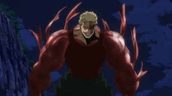 all for one quirk my hero academia muscle augmentation quirk