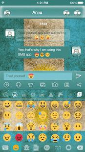 Argentina Emoji Keyboard Theme - náhled