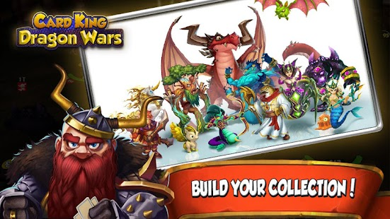 Card King: Dragon Wars- screenshot