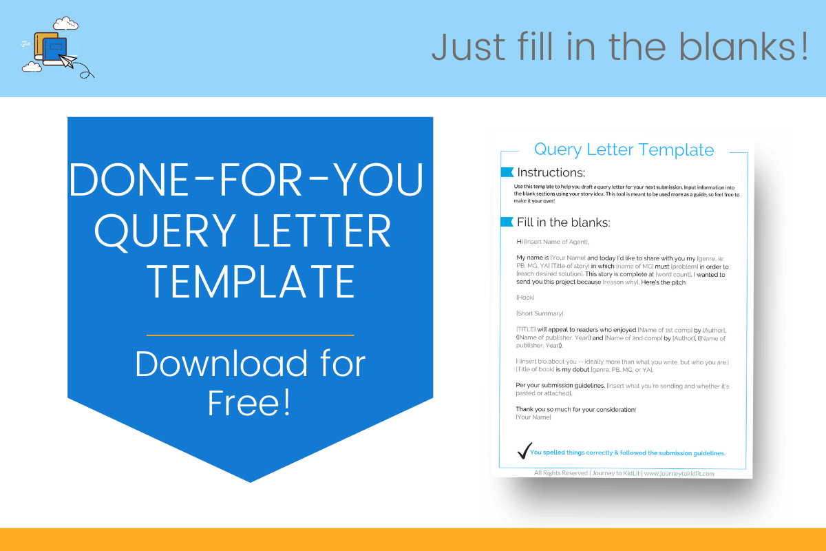 Free Query Letter Template
