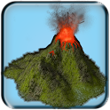 Volcano Live Wallpaper icon