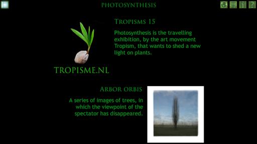 Photosynthesis Art Catalogue
