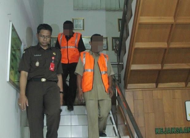 Diduga Korupsi APBDes, Kades Dan Kaur Keuangan Wonosari Sine  Ngawi Terancam 15 Tahun Penjara