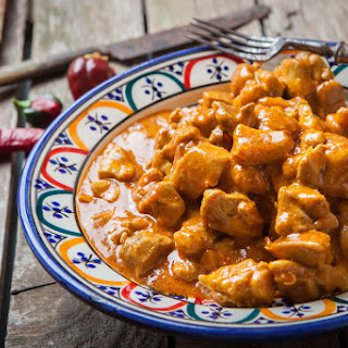 Christmas Leftover Turkey Curry