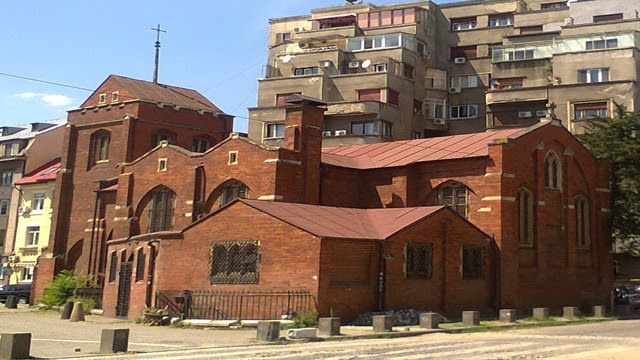 Anglican Church Bucharest