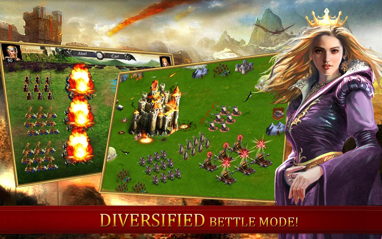 Age of Kingdoms : Forge Empires screenshots